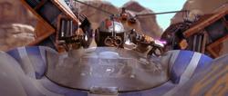 Anakin Corrida de Pod
