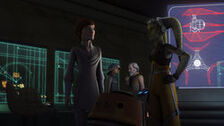 Hera and Mon Mothma Crawler Commandeers