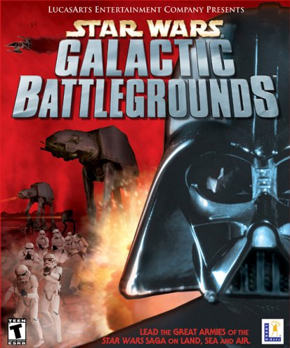 Resultado de imagem para Star Wars: Galactic Battlegrounds