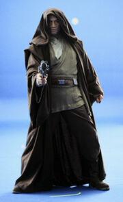 Clone disfarçado de Jedi