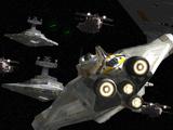 Rebelião inicial contra o Império Galáctico