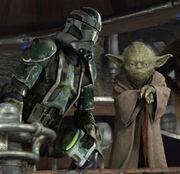 Gree e Yoda