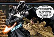 Shadday Potkin V Darth Vader