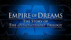 Empire of Dreams title