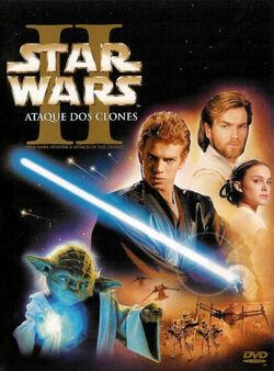Ataque dos Clones dvd