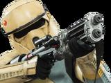 Rifle blaster E-22