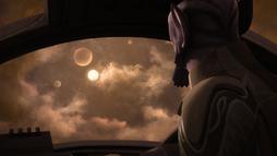 The rebels find Lirasan