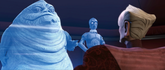 Jabba e palpatine