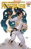 Princesa Leia encadernado