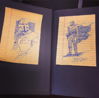 The Mandalorian DF sketch