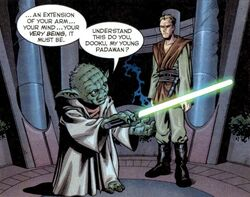 Dooku-Yoda Early Life