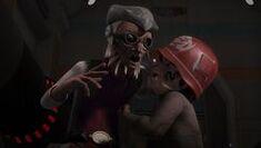 Hondo reunites with Melch