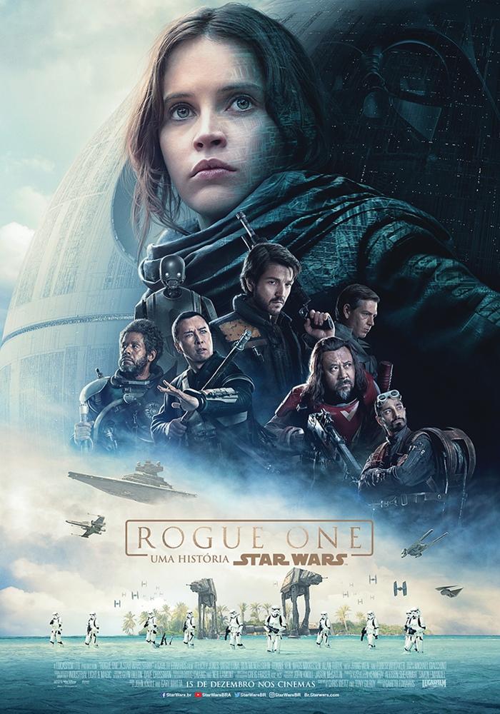 9b8585190 Rogue One  Uma História Star Wars