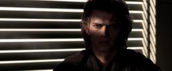 Anakin cada vez mais próximo do lado sombrio