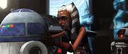 Artoo kontaktuje sie z Ahsoka