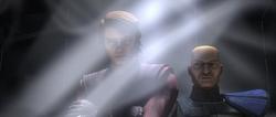 Anakin e Rex presos