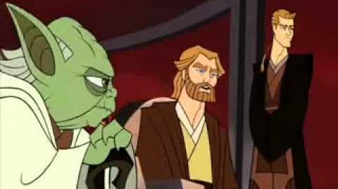 Star Wars Guerras Clônicas Capitulo 1