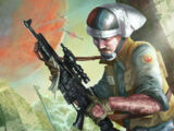 Rifle blaster A280