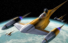 Naboo N-1 fighter