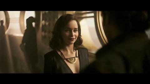 Trailer oficial - Han Solo Uma História Star Wars