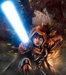 Jedi Padawan Olee Starstone by FandomComics