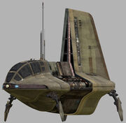 Sheathipede - class Transport Shuttle