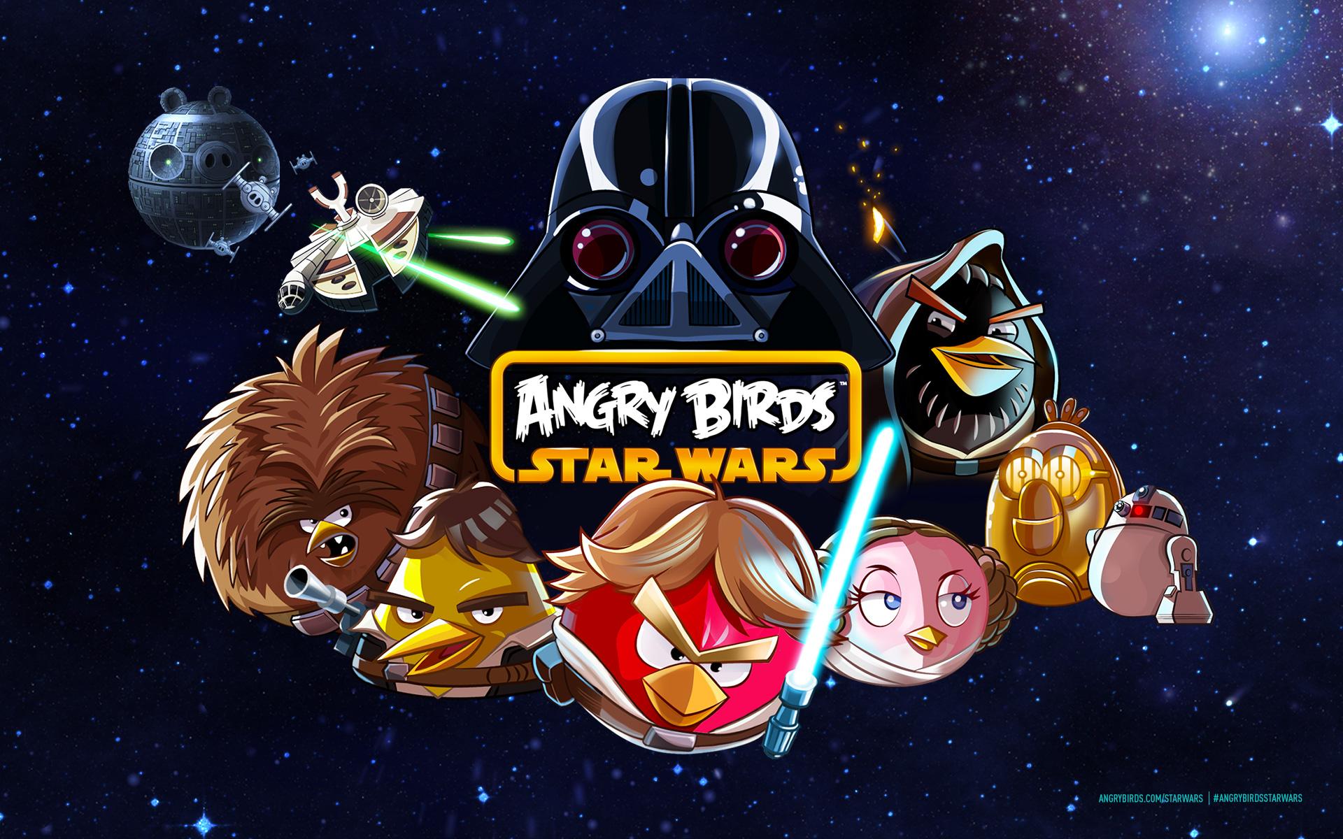 Resultado de imagem para Angry Birds Star Wars