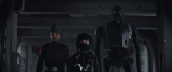 Scarif infiltration