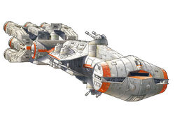 Corellian Corvette