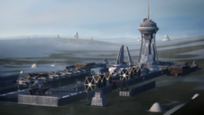SWR Lothal Test Airfield