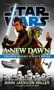 A New Dawn Exclusive Advance Reader's Edition cover