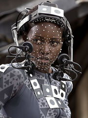 Captura de Movimentos de Lupita Nyong'o