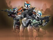 Star Wars Republic Commando Wallpaper