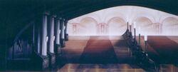Jedi temple hall