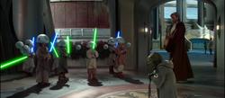 Yoda teaching