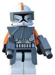 Lego Cody III