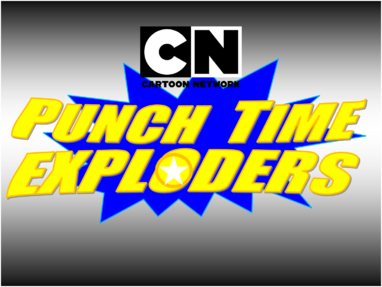 Punch Time Exploders Logo by ChrisTitan16