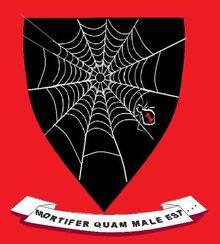 539px-Black Widow House Badge