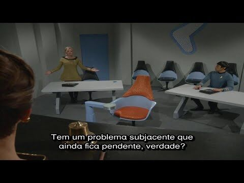 Star Trek Continues - Episódio 7 - Abraçando os ventos (Embracing the Winds) - em português