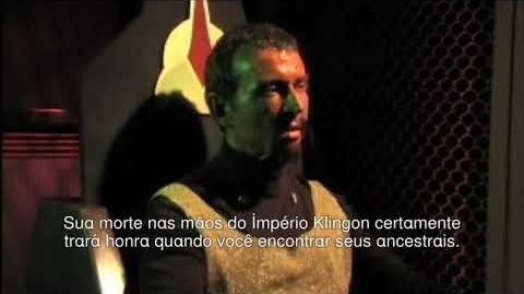 Star Trek Phase İİ - Vignette 2 - Sem vencedor (No Win Scenario) - em português