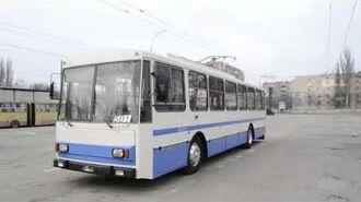 Троллейбус Škoda 14Tr