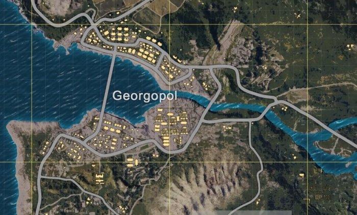 Georgopol в PUBG