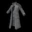 Trench Coat (Grey) PUBG アイコン