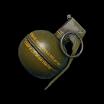 手榴弾 PUBG アイコン