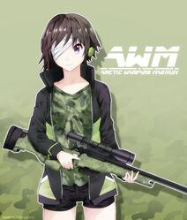 AWM - Colored Image