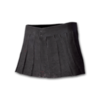 PleatedMini-SkirtBlack