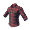CheckedShirtRed