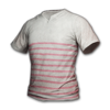 T-shirtPinkStriped