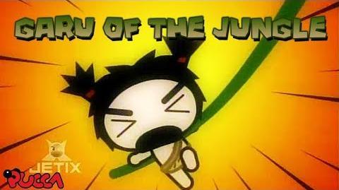 Pucca Funny Love Season 1-Ep22-Pt2-Garu of the Jungle-0