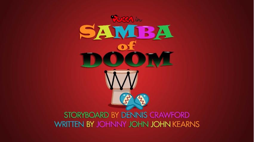 Samba Of Doom Pucca Fandom Powered By Wikia